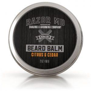 Beard Balm Citrus & Cedar