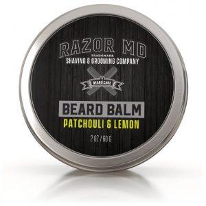 Beard Balm Patchouli & Lemon