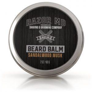 Beard Balm Sandalwood Musk