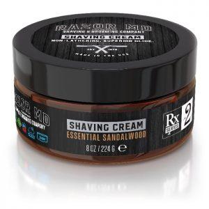 Sandalwood Shave Cream