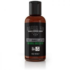Natural Post Shave Lotion